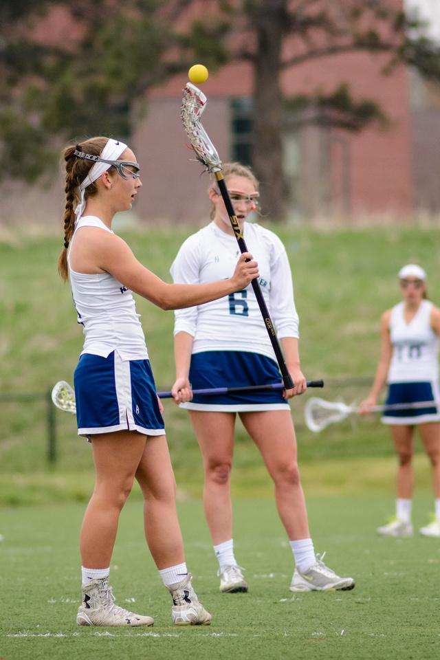 Highlands Ranch Sports Photographer - Kent Denver Girl's Lacrosse - 37