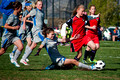 Sports Portfolio Photograph Soccer | Highlands Ranch Photographer | Frame the Moment Photography