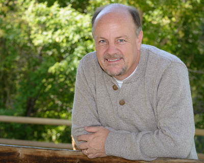Photograph of Gary Baxter, Owner of Frame the Moment Photography