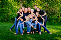 Family Portrait Portfolio Photograph | Highlands Ranch Photographer | Frame the Moment Photography | #FTMFamilyPortraits - 16