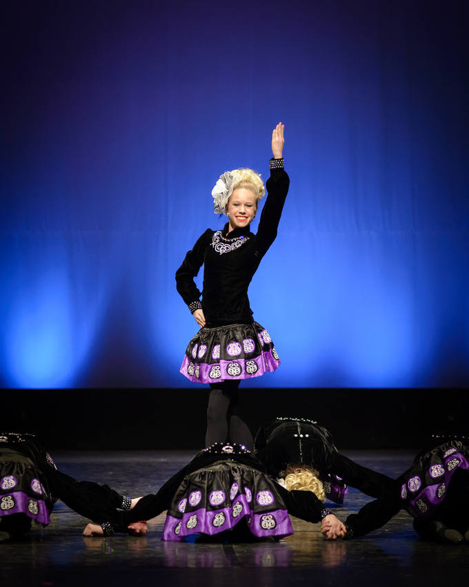 Irish Dance Portfolio Photograph | Highlands Ranch Photographer | Frame the Moment Photography | #FTMIrishDance - 23